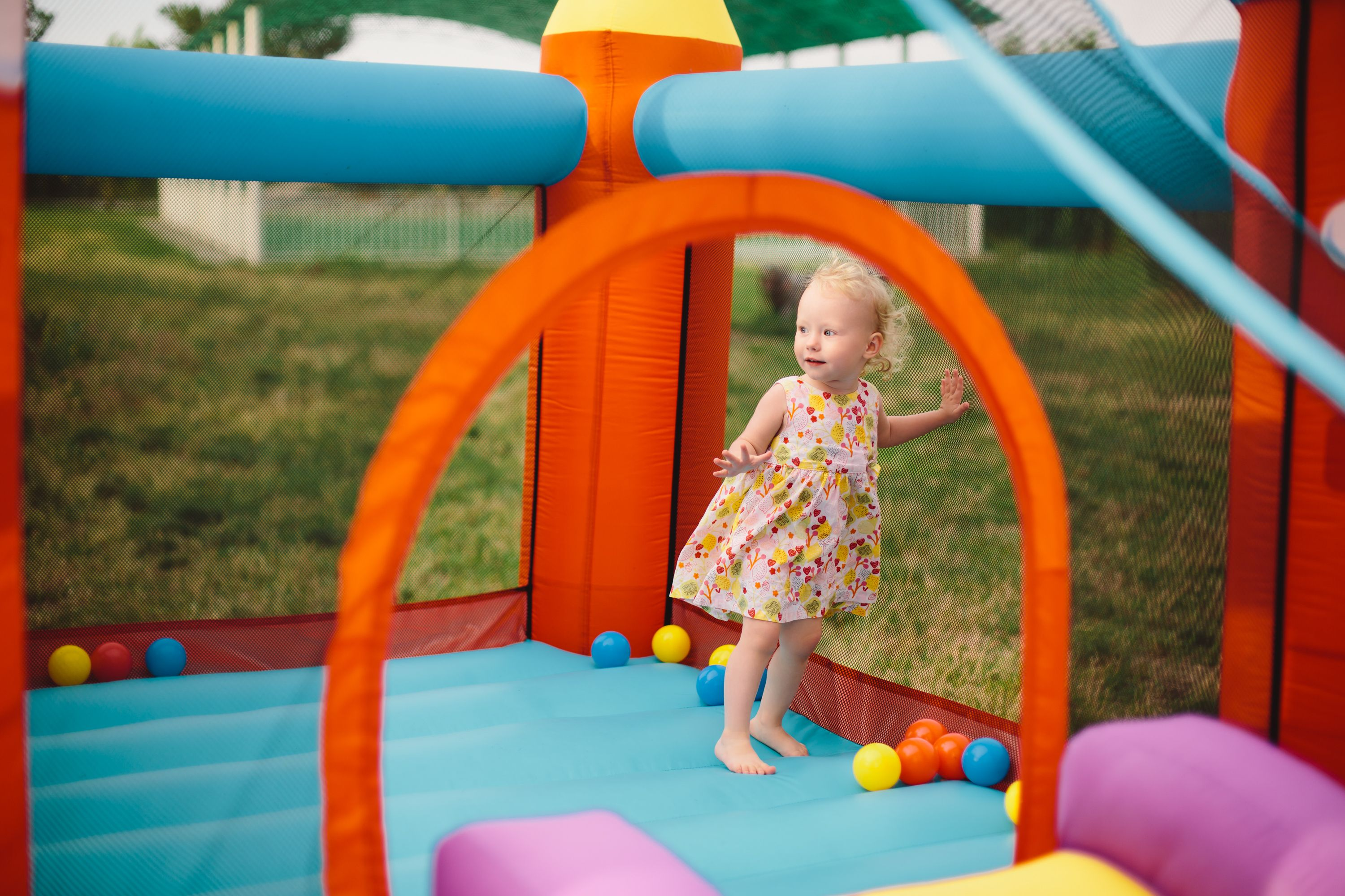 15 Bouncy House Safety Tips