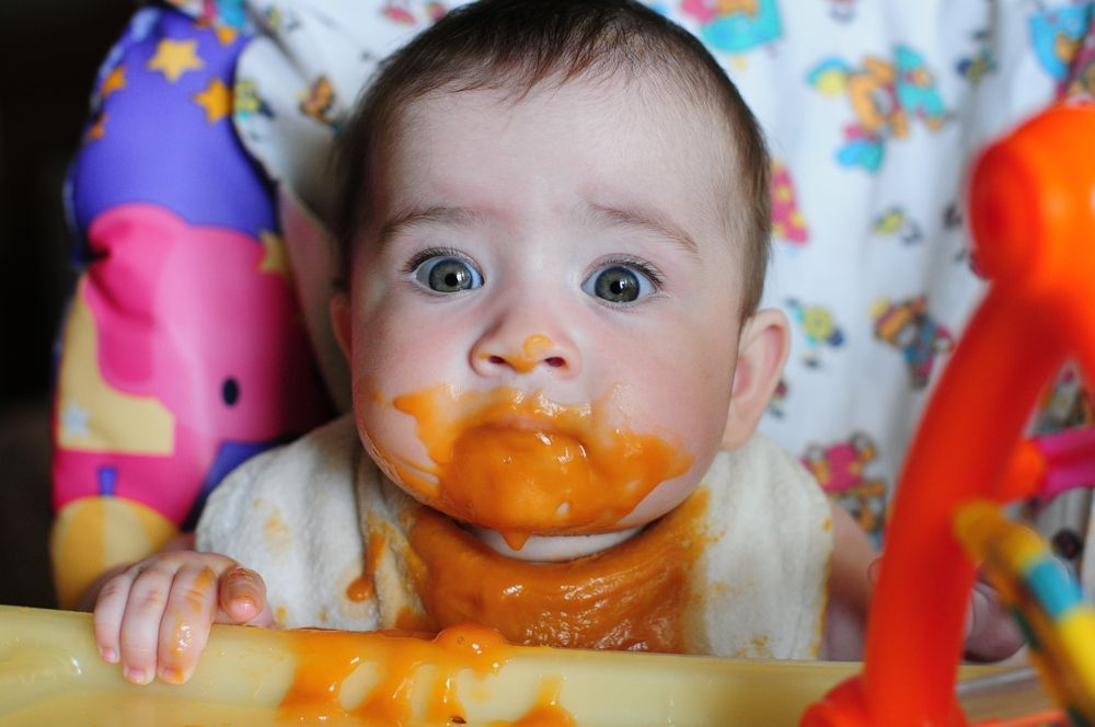 Is Your Baby Eating Too Much or Too Little?