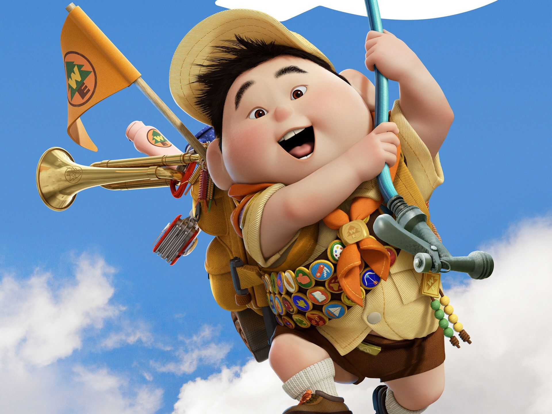 15 Baby Names Inspired By Pixar