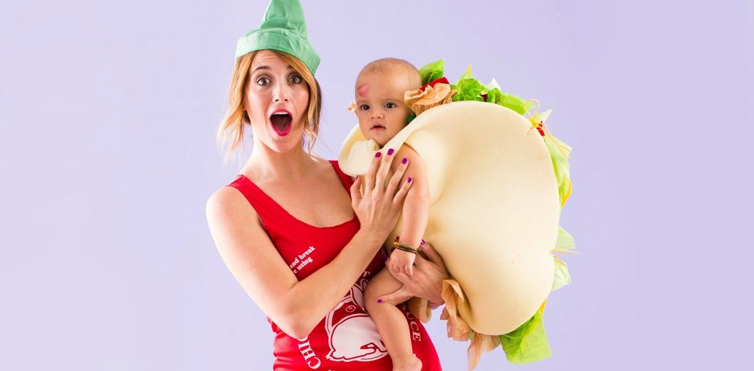 15 Of The Most Fabulous Costume Ideas For Moms And Babies
