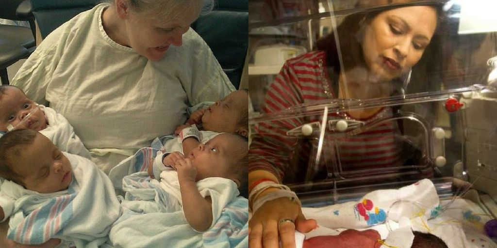 Moms With The Most Unexpected Birth Stories You Won't Believe