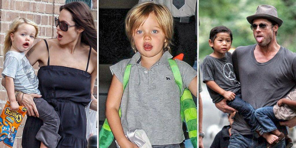15 Things The Jolie-Pitt Family Make Their Kids Do   BabyGaga